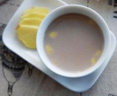 生姜奶茶的做法视频
