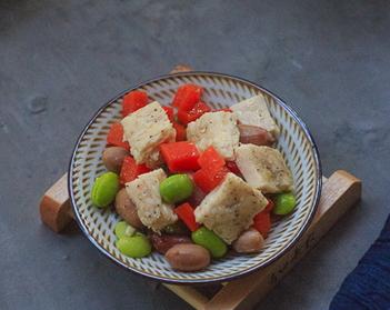 油醋汁鸡肉沙拉的家常做法