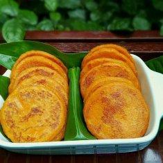 香煎南瓜饼的做法