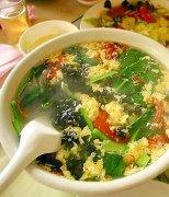 【菠菜鸡蛋汤】菠菜鸡蛋汤的做法大全_菠菜鸡蛋汤的家常做法