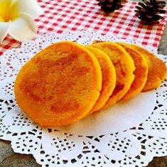 香葱南瓜饼的做法