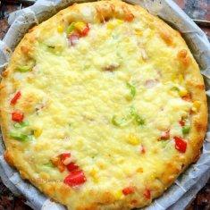 新奥尔良鸡肉披萨(9寸)的做法