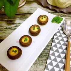 香菇蒸鹌鹑蛋的做法