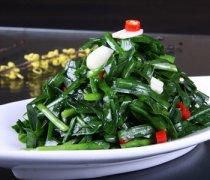 【韭菜和什么不能一起吃】韭菜和牛奶能一起吃吗