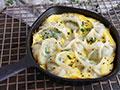 蛋煎饺的做法