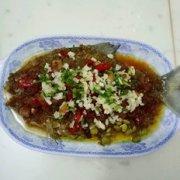 酱椒鱼的做法