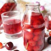 樱桃罐头的做法