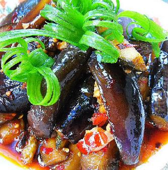 鱼香茄子的家常做法
