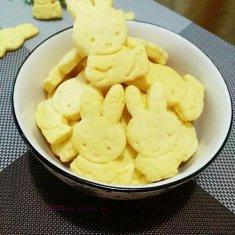 小兔子曲奇饼干的做法