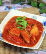 【番茄鳕鱼汤】番茄鳕鱼汤的做法_番茄鳕鱼汤的营养价值