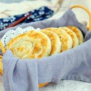 葱油烙饼的做法