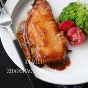 WOLL照烧汁三文鱼的做法