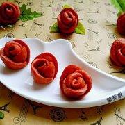 玫瑰物语的做法