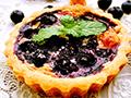 酸奶蓝莓派的做法